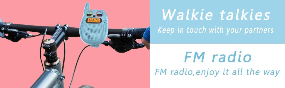 q136 kids toys gifts walkie talkies