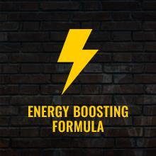 ENERGY BOOSTING FORMULA