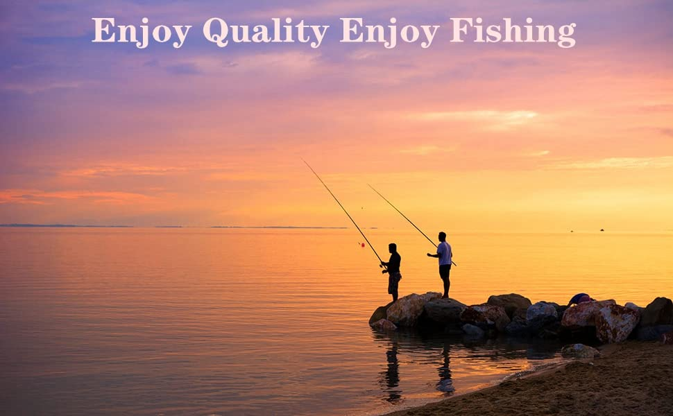 We have been committed to providing customers with high-quality and practical fishing tools.