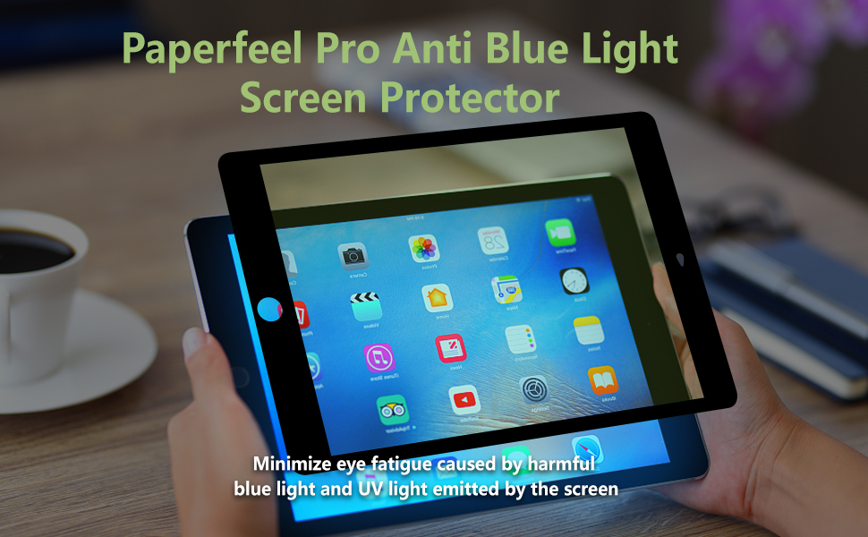 iPad 8th Generation screen protector