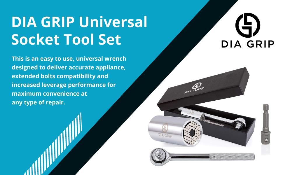 Universal Socket Wrench