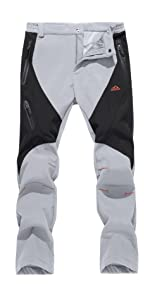 mens thicken pants