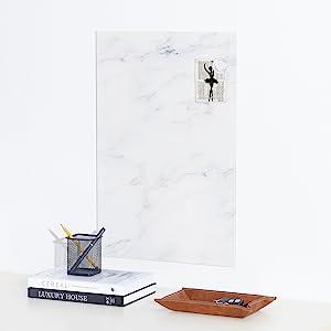 marble pattern glass board