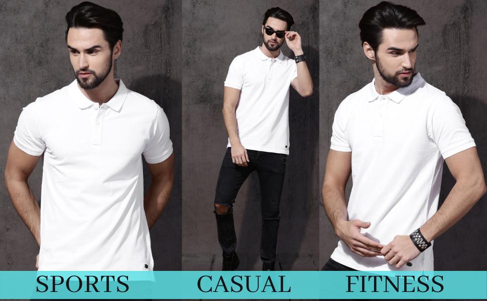 Sportzone mens regular fit tshirt sports casual fitness