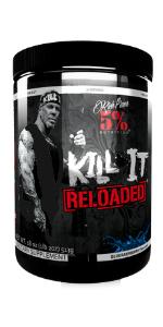Kill It Reloaded Pre-Workout