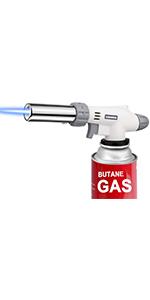 Butane torch head