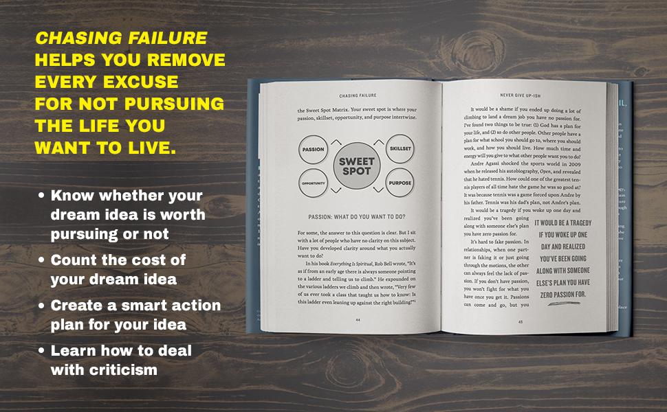 Chasing Failure