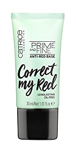 Prime and Fine Anti-Red Base