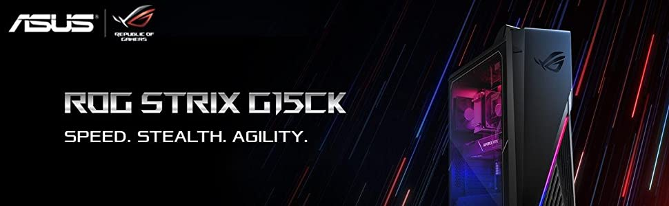 STRIX G15CK