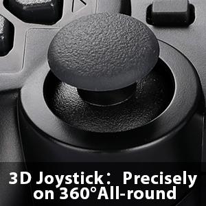 3D Joystick of PS3 Controller