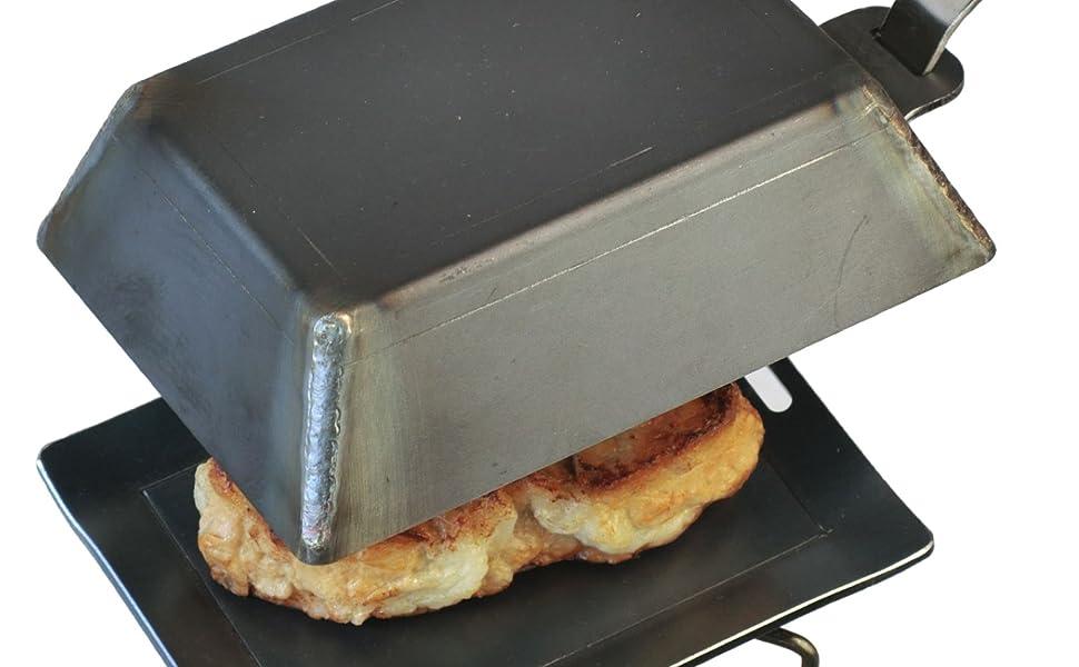 深皿ソロ鉄板リバーシブル