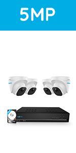520D4 Security Camera System