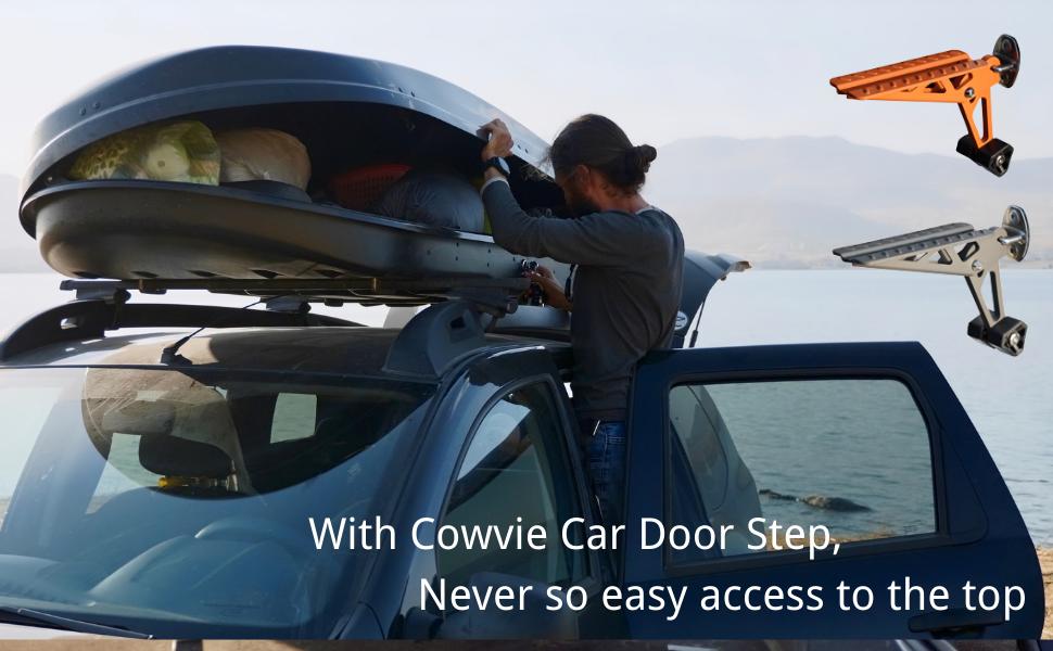 car door step