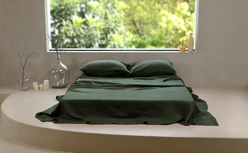 bed sheet set queen size