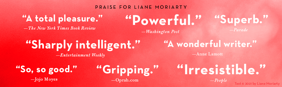 Apples Never Fall Liane Moriarty quotes