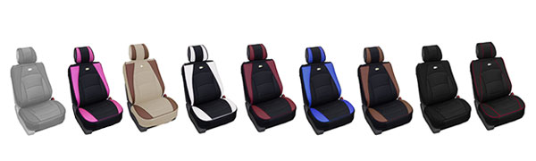 Ultra Comfort Highest Grade Faux Leather Seat Cushions
