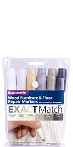 EXACT Match White amp;amp;amp;amp; Gray Wood Furniture amp;amp;amp;amp; Floor Repair Markers