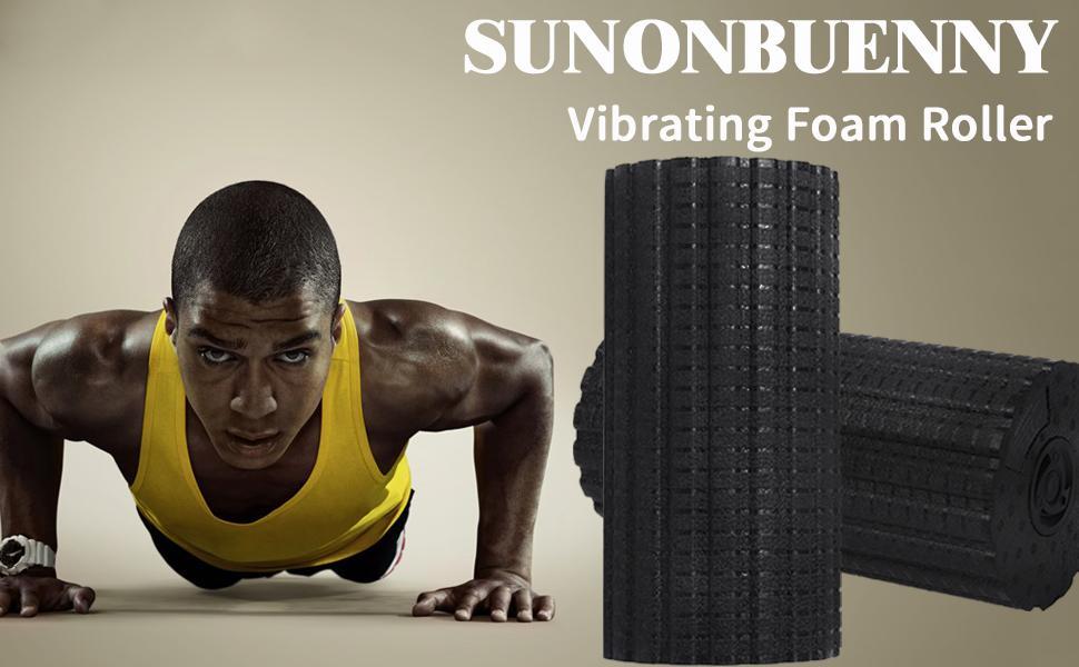 Sunonbuenny Vibrating Foam Roller