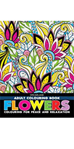 9387177009, adult colouring, nature, peace relaxation