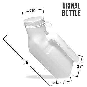 urinal bottle