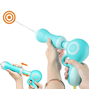 Long Distance Shooting Water Toys