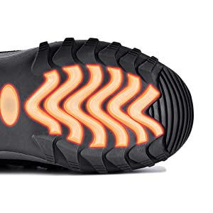 hiking shoes for kids great grip sole