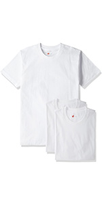 【3枚組み】ゴールド ラベル クルーネックTシャツ