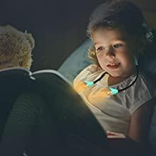 NECK READING light for bed reading