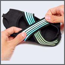comfortable yoga socks
