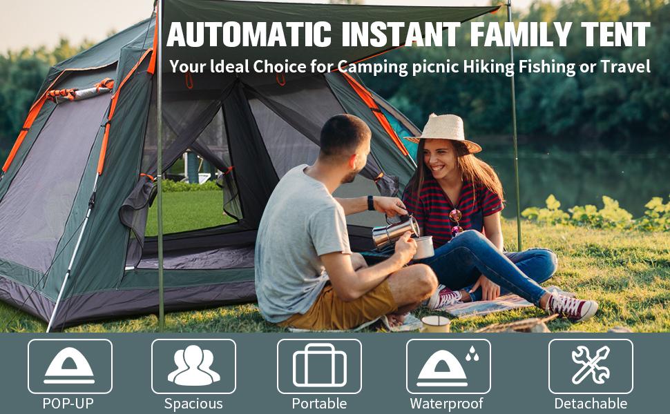 Make Camping Easier