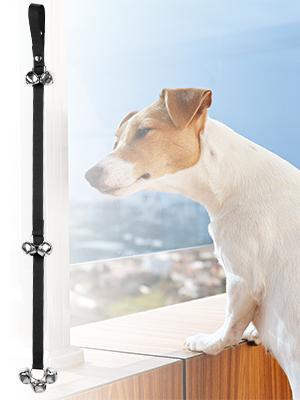 Dog scratching doors