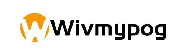 Wivmypog Wheelchair Side Bag