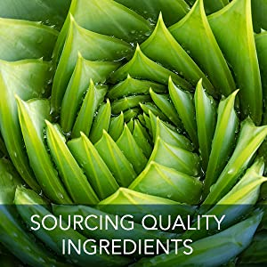 Sourcing Quality Ingredients