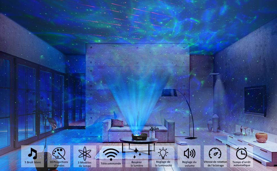 Lampe Projecteur LED Étoile