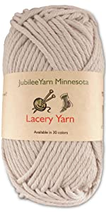 Grey colored lacery yarn skein whole sale clearance