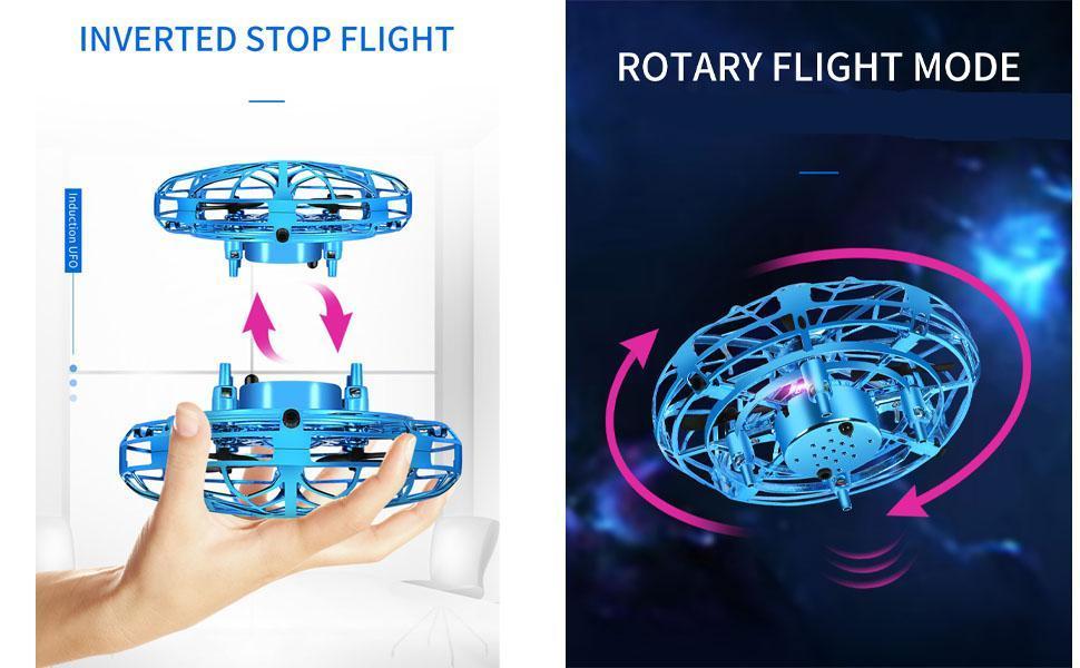rotary flight mode