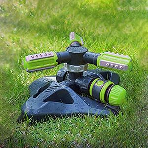 How Noper Garden Sprinklers work