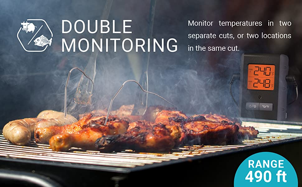 meat thermometers for smokers