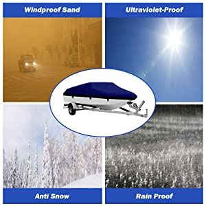 Windproof Sand, Ultraviolet-Proof, Anti Snow, Rain Proof