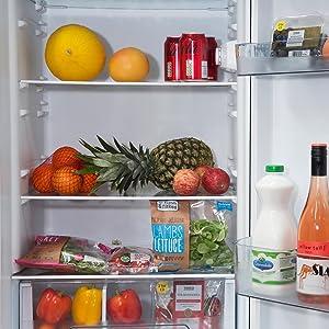 Close up fridge