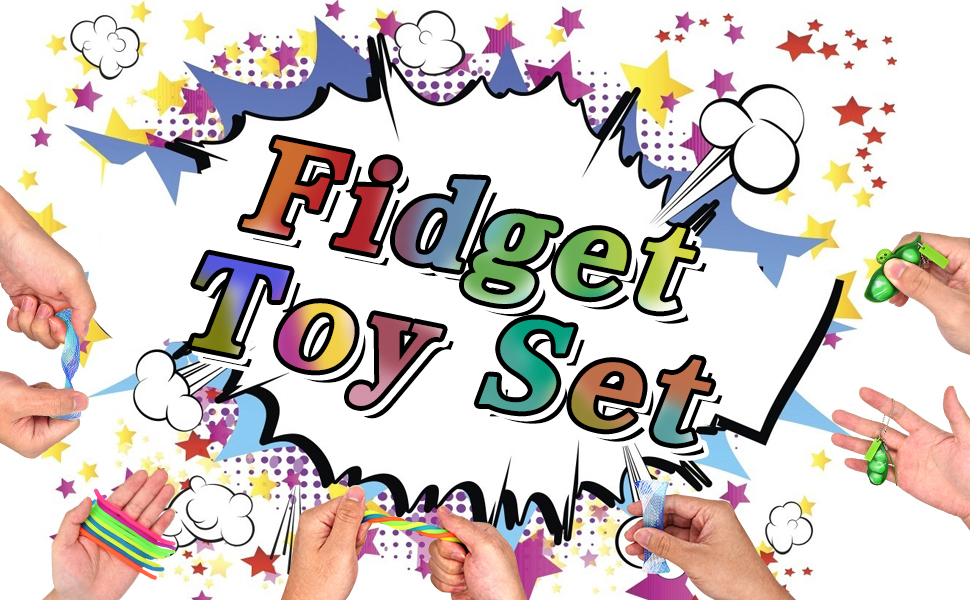 fridget toy set