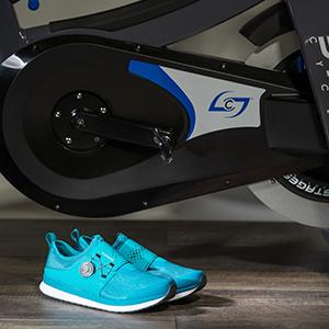 Shimano Indoor Cycling IC300 Spin shoe green