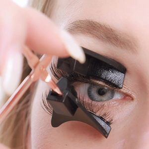 Magnetic Eyelashes Applicator Tool Kit without Eyeliner, no Glue Needed Can be Reused,Easy to apply