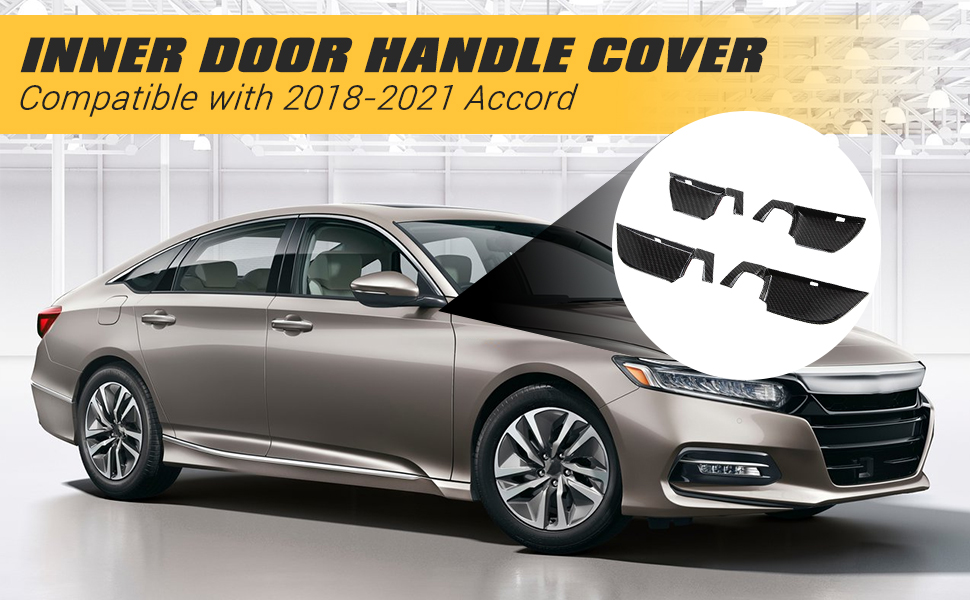Inner Door Handle Bowl Cover