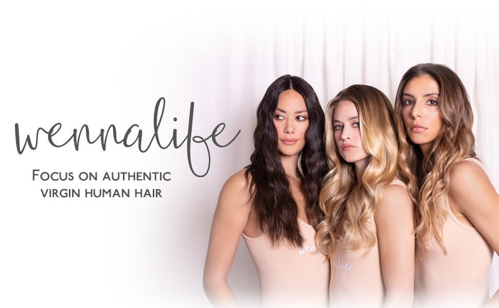 wennalife human hair extensions