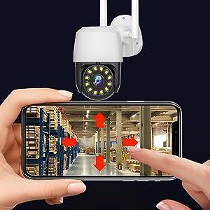outdoor wireless camera