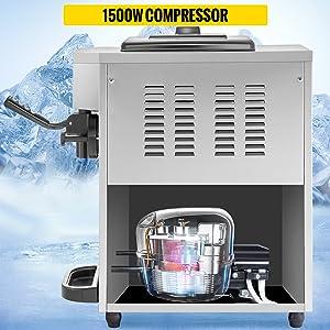 icecream machine commercial