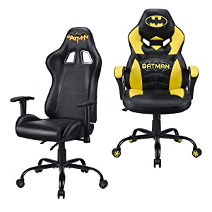 fauteuil gaming siège gamer batman