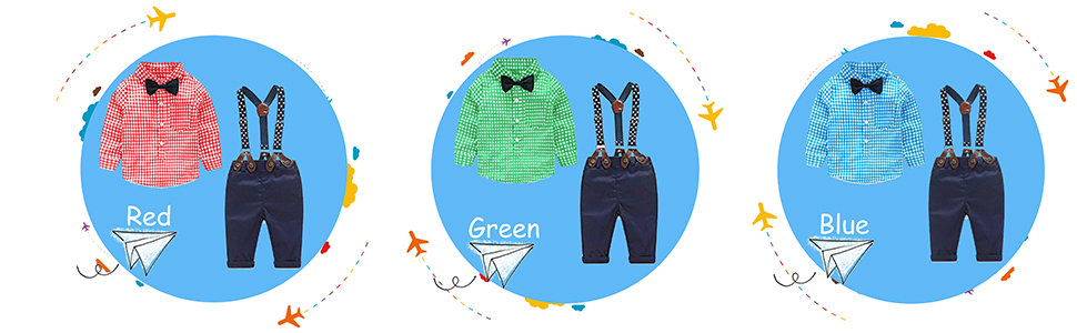 baby boy dress suit set summer clothes set