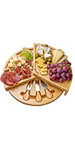 happy house cutting boards wooden personalized charcuterie board gift basket cooking utensils giant